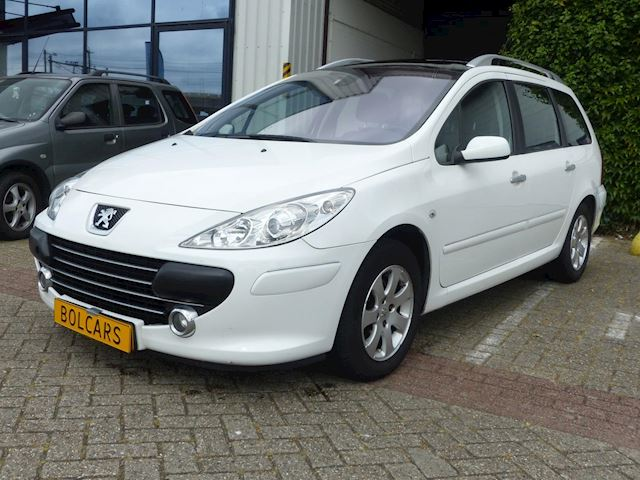 Peugeot 307 SW 1.6 HDiF Premium 7pers.,Clima,PANORAMA., Cruis,Inruil Mog.