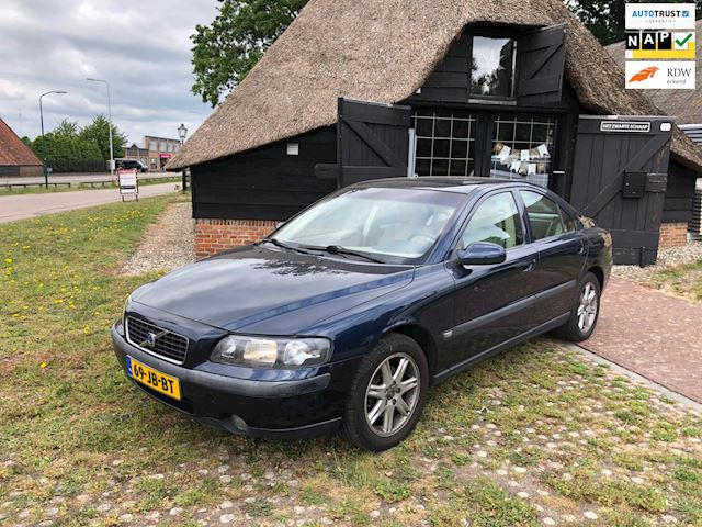 Volvo S60 2.4 Edition in nette Staat!