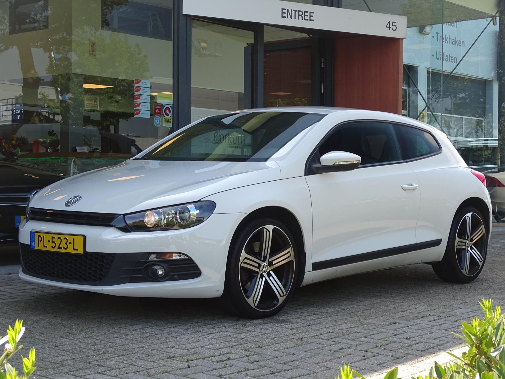 Volkswagen Scirocco occasion - Autobedrijf van Gorkum