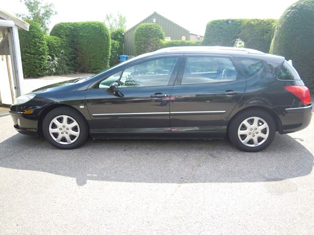 Peugeot 407 SW 1.6 HDiF XR Pack