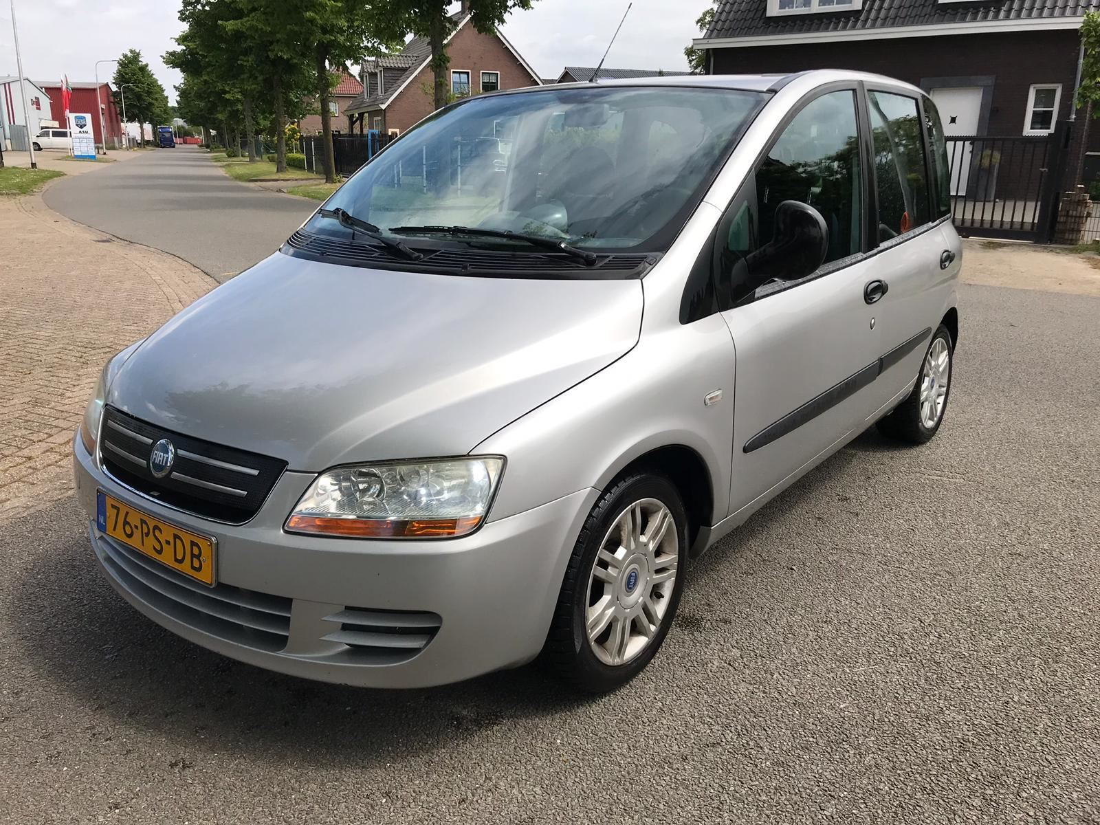 Fiat Multipla occasion - ABV Holland