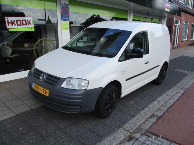 Volkswagen Caddy occasion - K.E. Autoservice