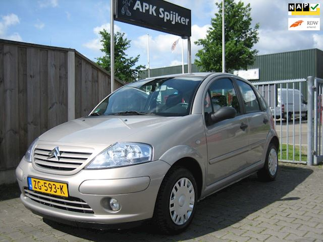 Citroen C3 1.1i Ligne Séduction Met Airco en Cruisecontrol.