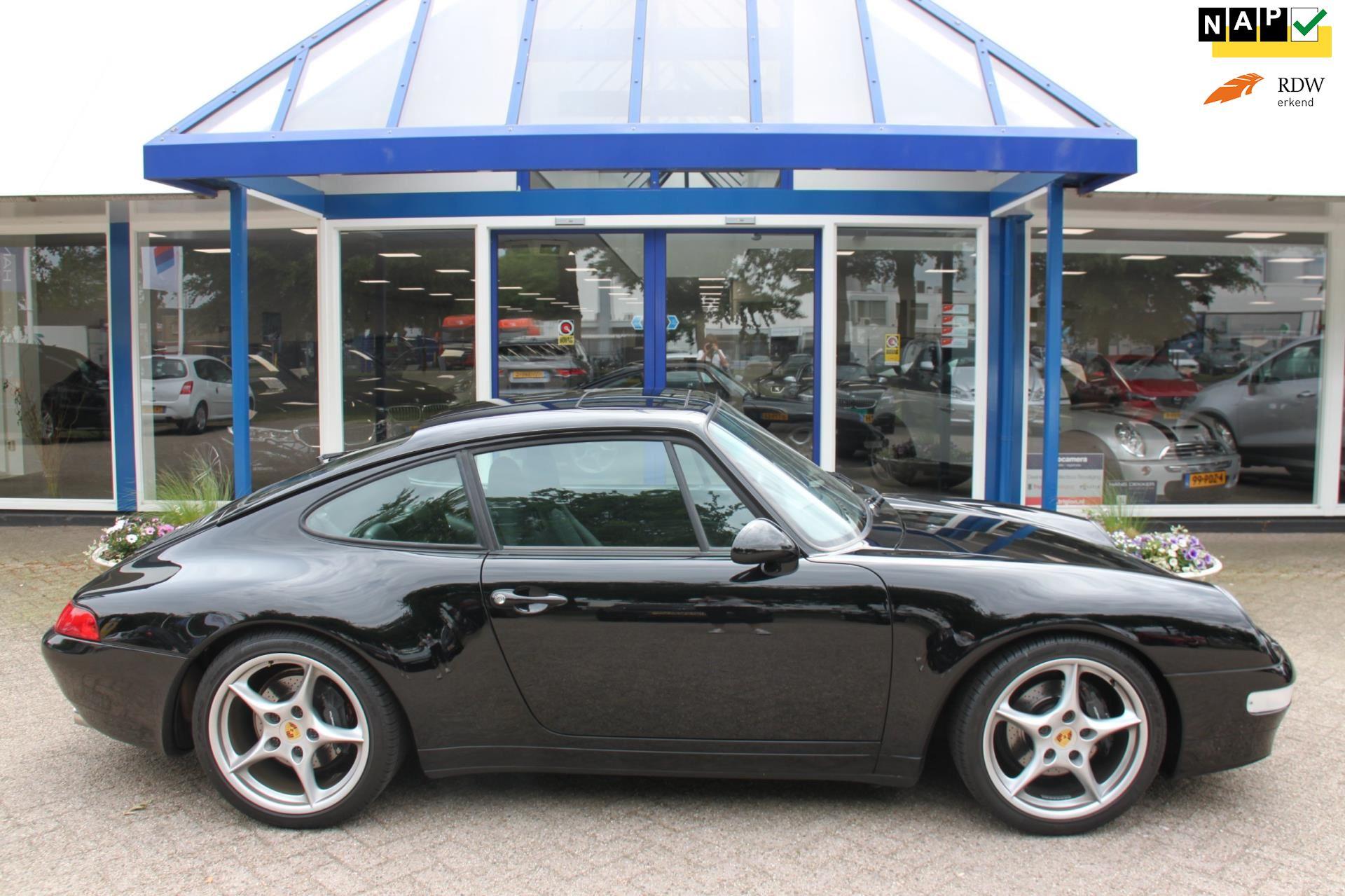 Porsche 911 occasion - HDA Wijchen B.V.