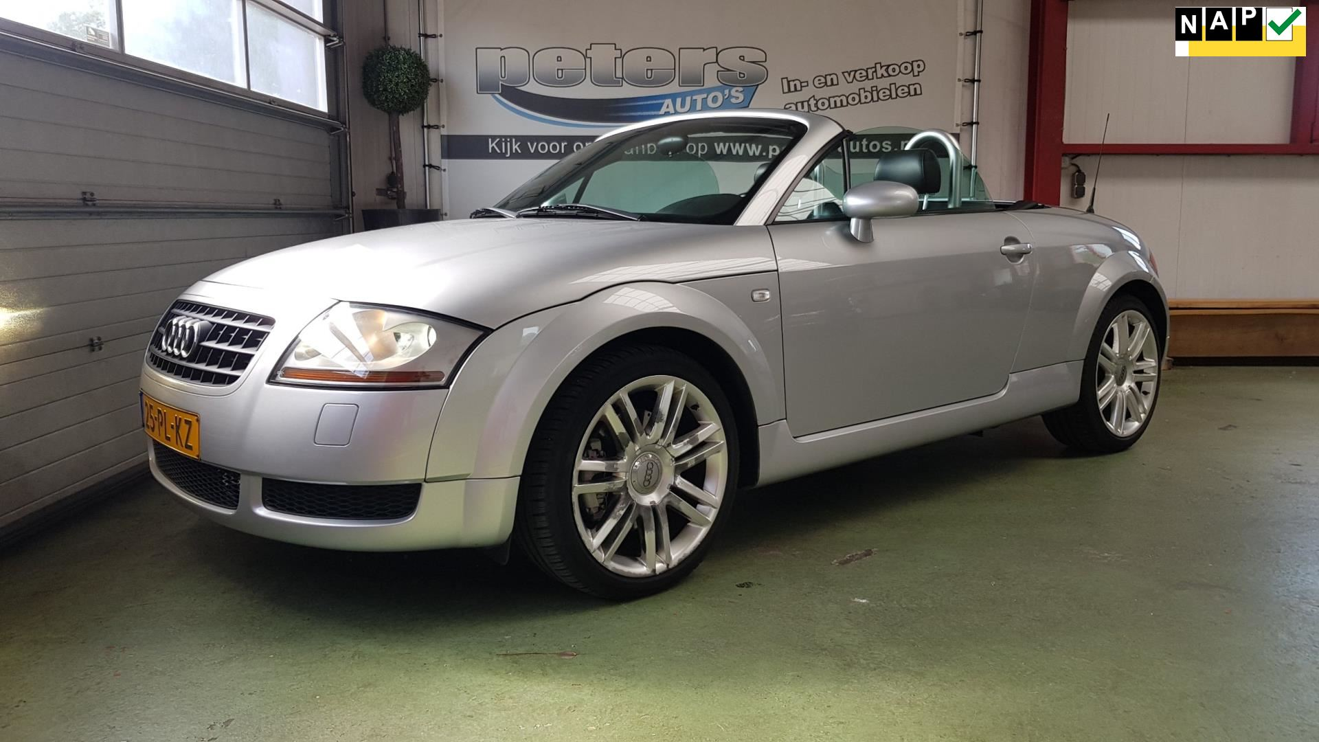 Audi TT Roadster occasion - Peters Auto's