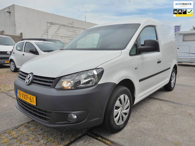 Volkswagen Caddy 1.6 TDI BMT -Airco-Cruise-Trekhaak-102PK-