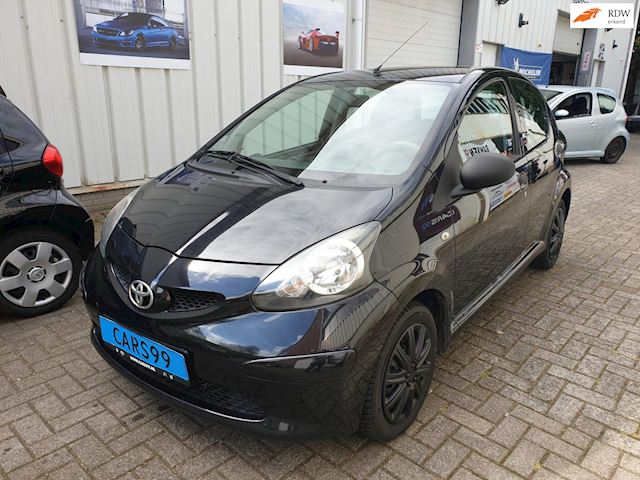 Toyota Aygo 1.0-12V Comfort 5DRS FULL options!