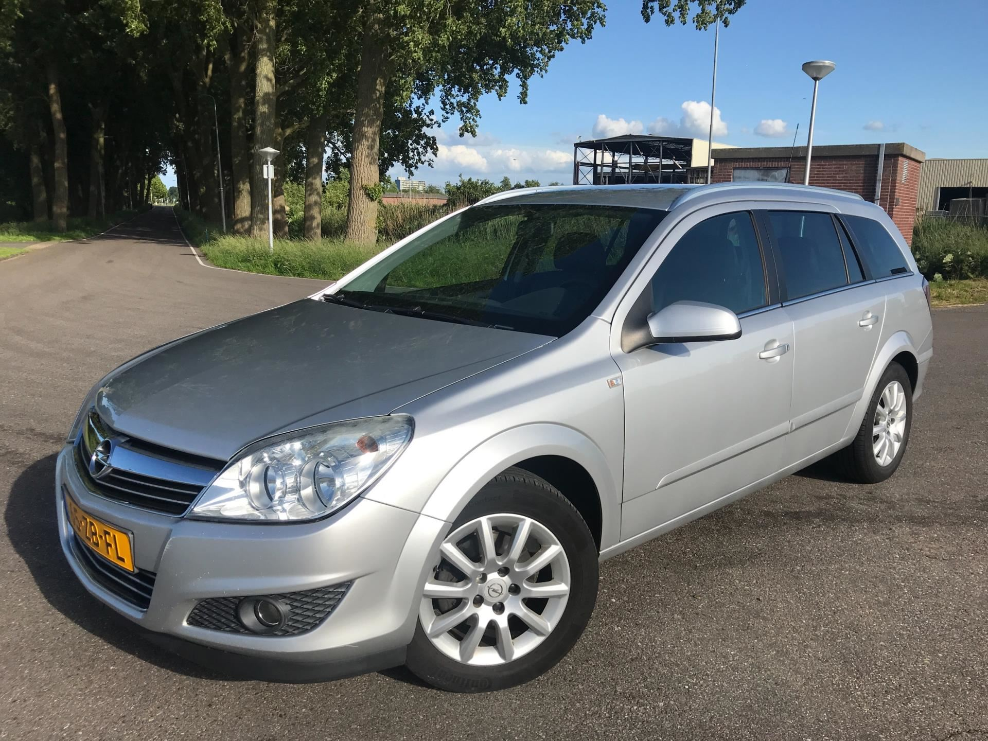 Opel Astra Wagon occasion - A. VERMEER