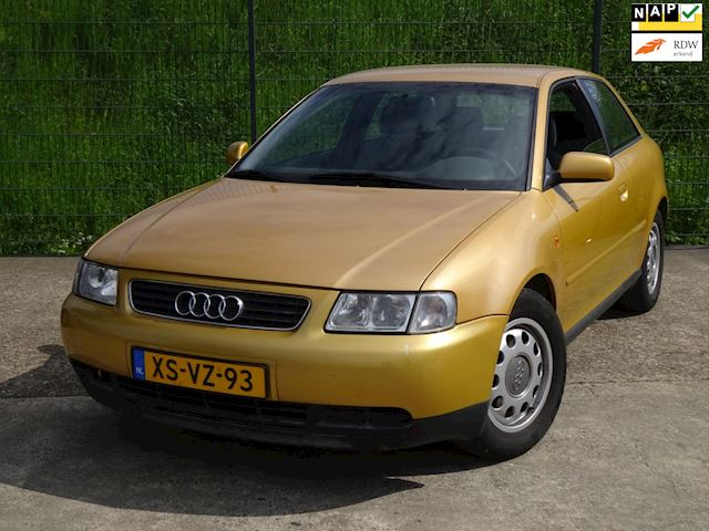 Audi A3 1.8 5V Attraction *EXPORT* inruilkoopje!
