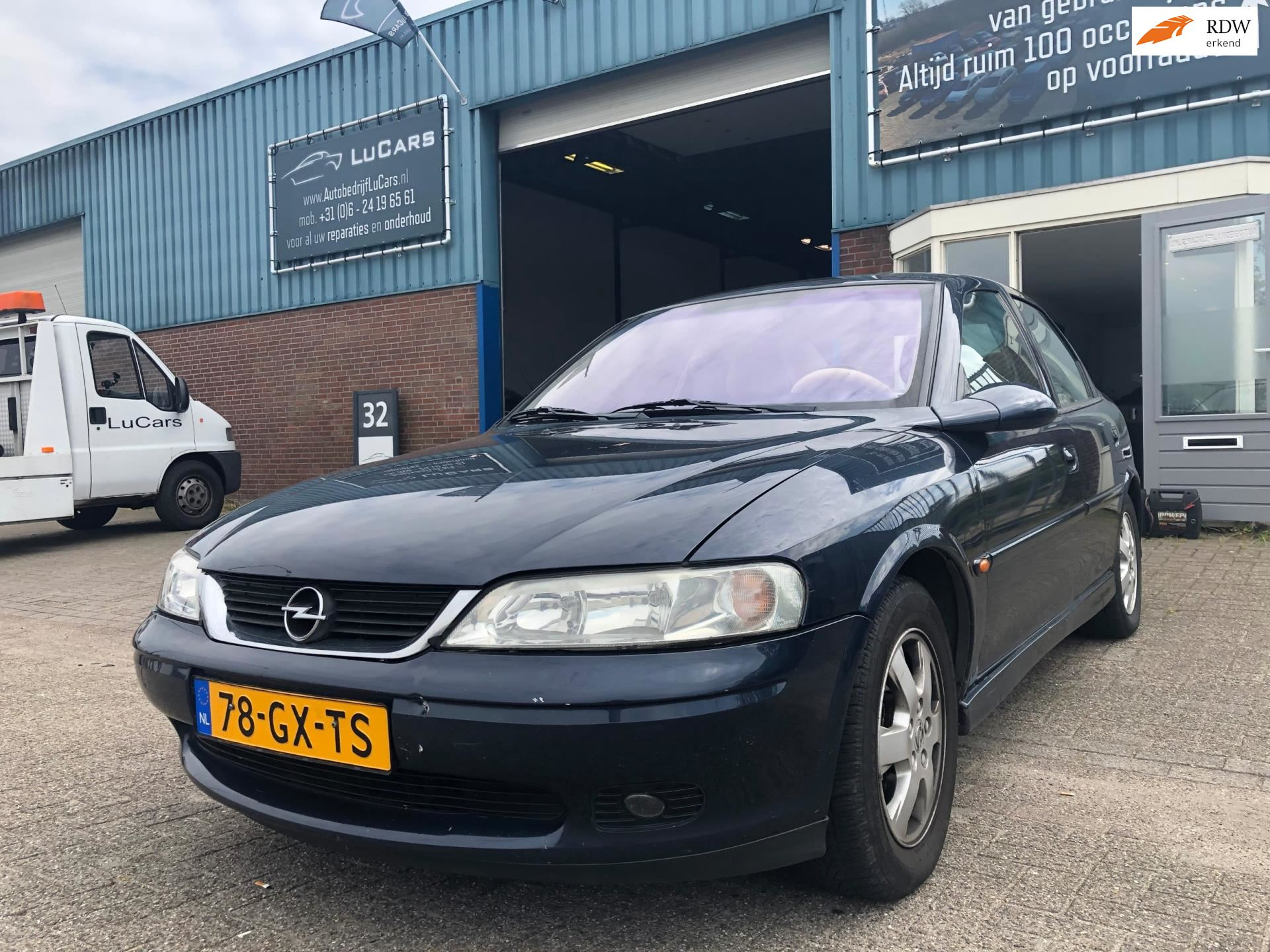Opel Vectra occasion - LuCars