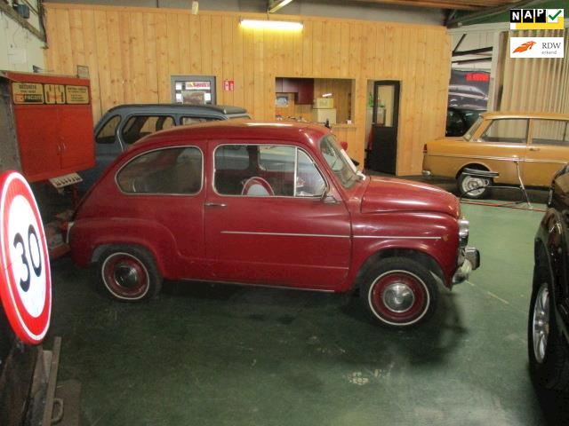 Fiat 600 occasion - Garage Klein Hierden
