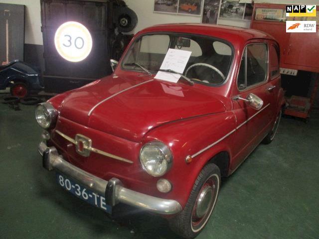 Fiat 850 occasion - Garage Klein Hierden