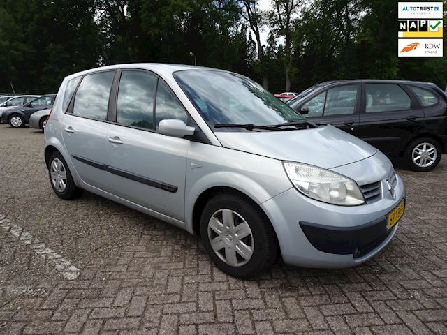 Renault Scénic 1.6-16V Expression Luxe AIRCO *apk:09-06-2019*