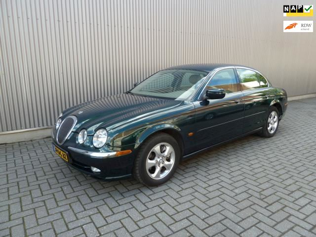Jaguar S-type 3.0 V6 Executive /Full-option/dealer onderhouden.