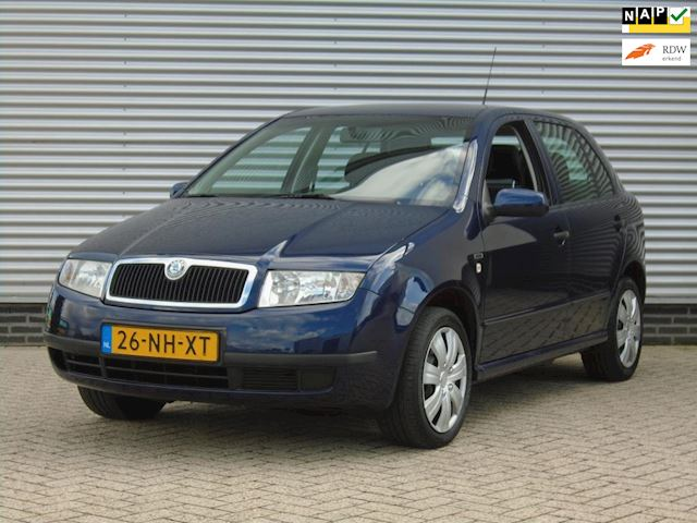Skoda Fabia 1.4-16V Creation ..airco..cruise control..