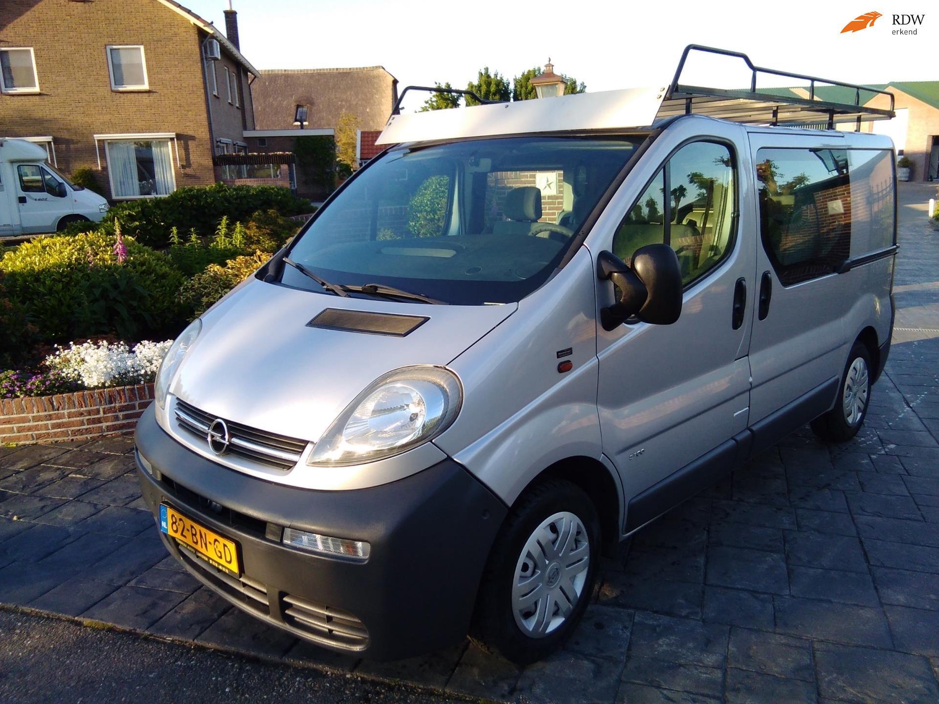 Opel Vivaro occasion - Autobedrijf Oudewater