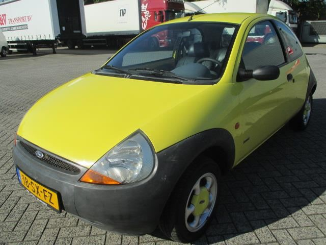 Ford Ka occasion - WSR Transport