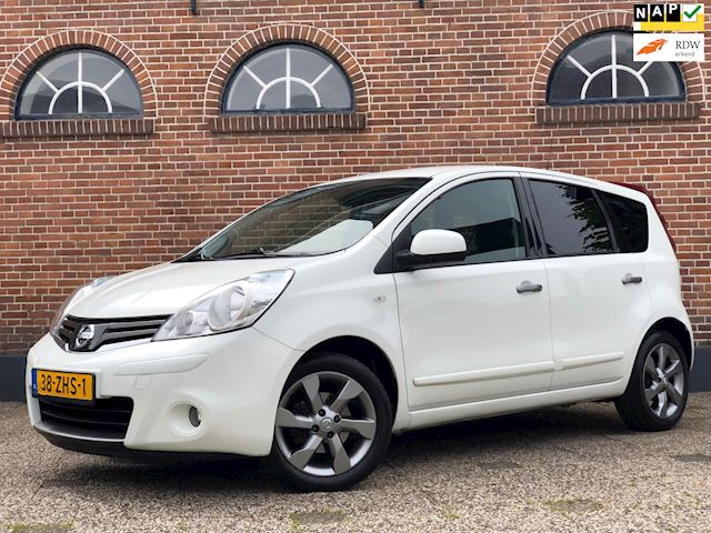Nissan Note 1.4 Connect Edition Airco Cruise Navigatie