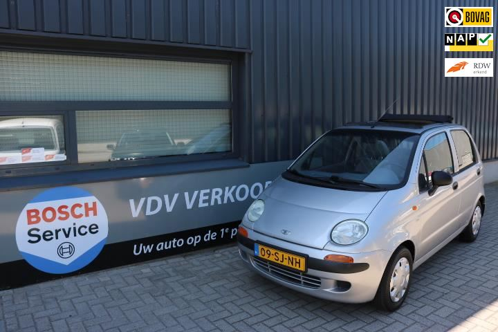 Daewoo Matiz occasion - VDV Automotive BV