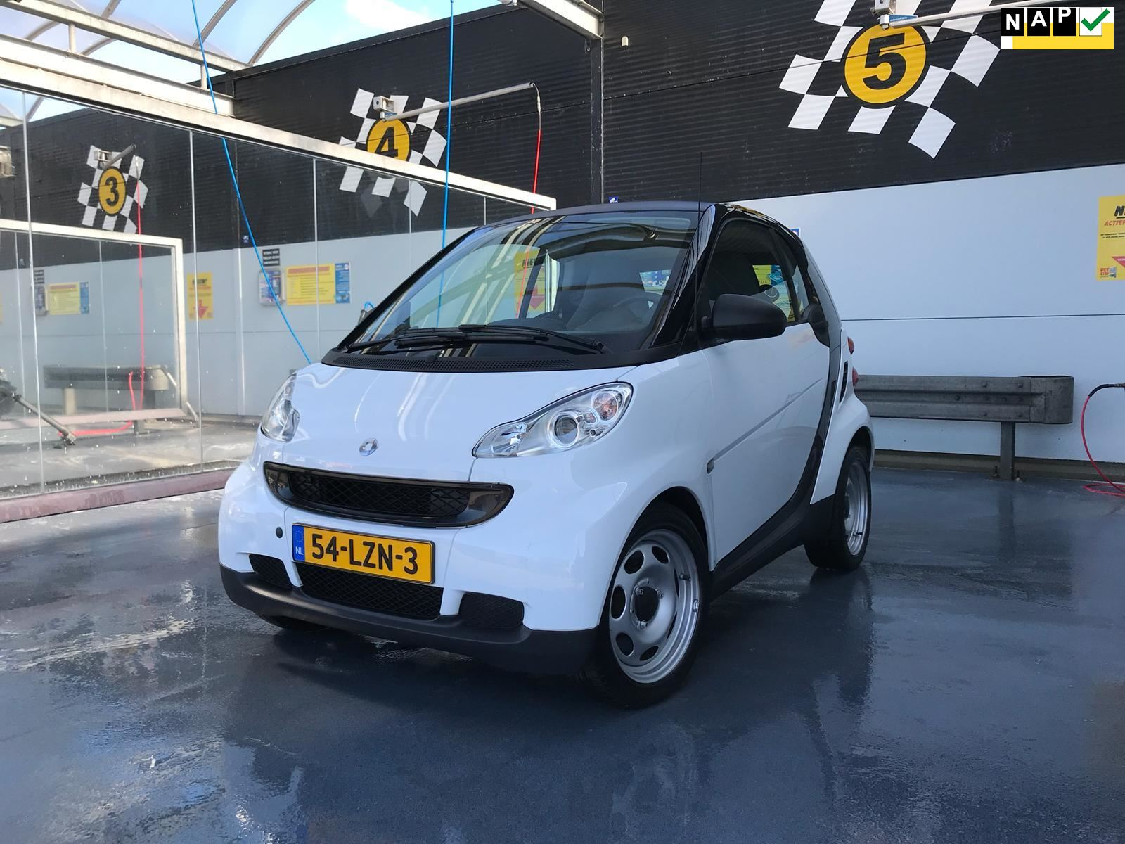 Smart Fortwo coupé occasion - Pitstop Car Trading