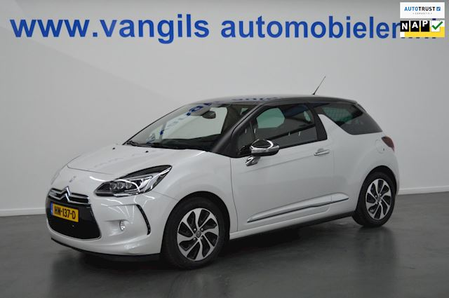 DS 3 1.6 BlueHDi Business Led, xenon, navi