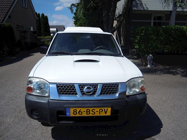 Nissan Pick-up 2.5 DTi King Cab