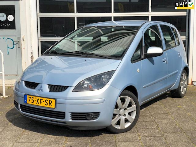 Mitsubishi Colt 1.3 Instyle Automaat Leer Airco