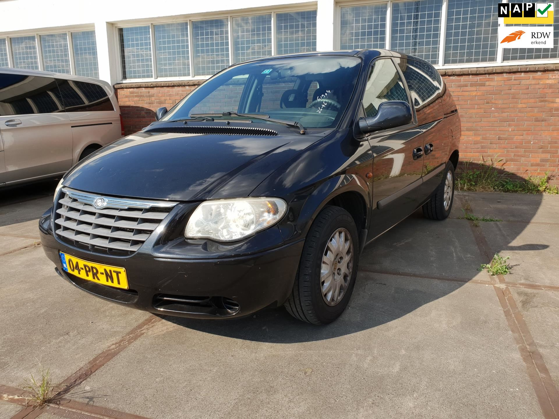 Chrysler Voyager occasion - Auto Arends