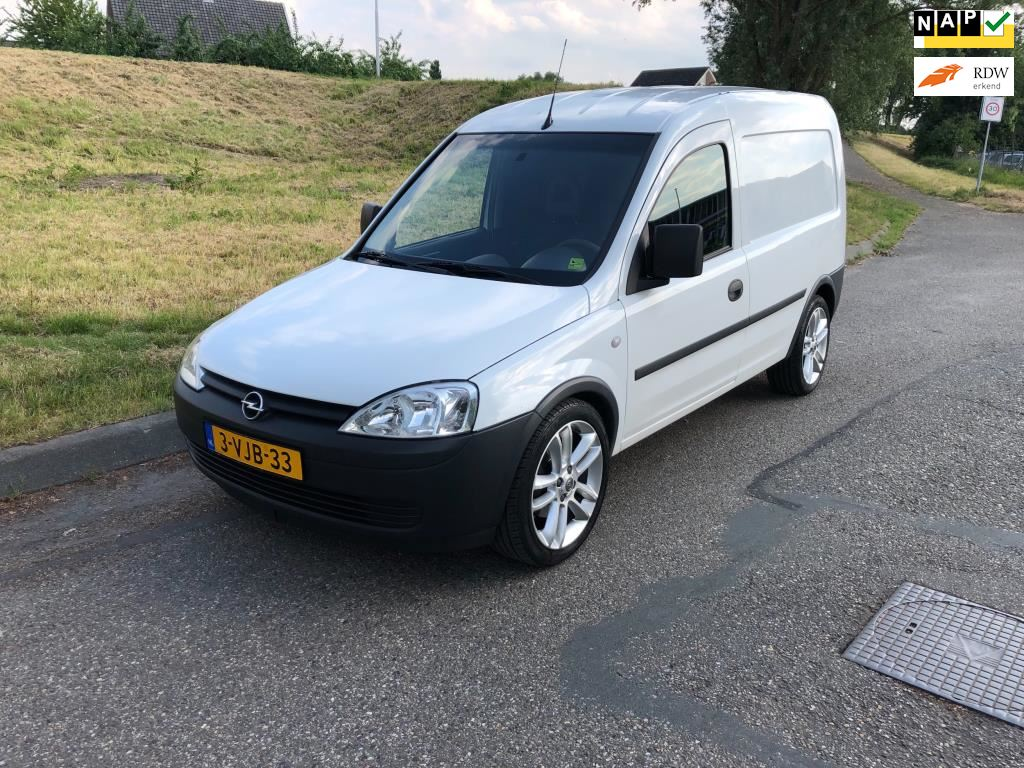 Opel Combo occasion - RW Cars