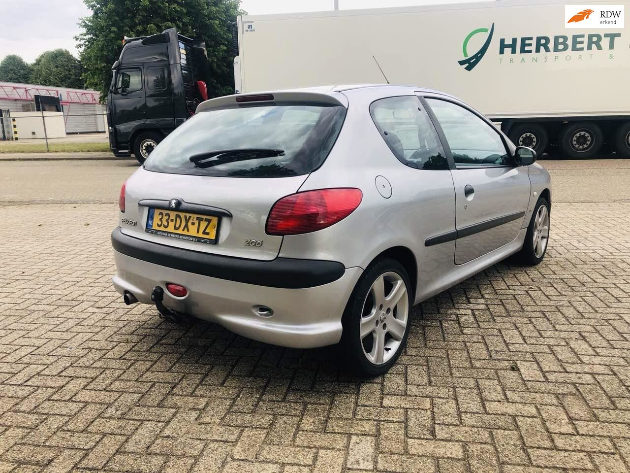 Peugeot 206 occasion - Hogeland Occasions
