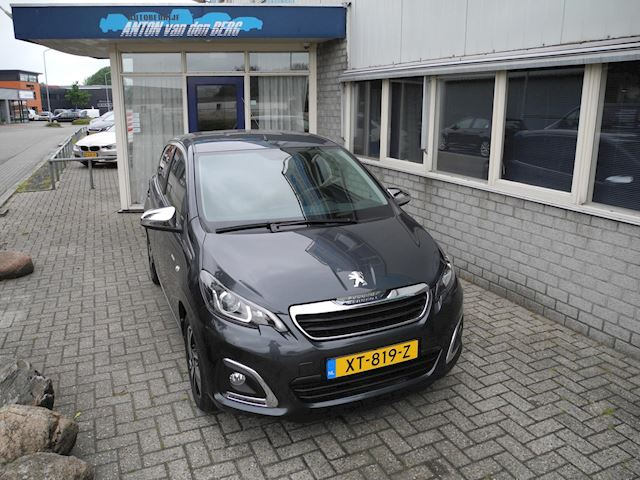 Peugeot 108 1.0 VTi 53kW Style 5-deurs, Airco, Cruise