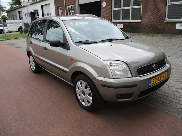Ford Fusion 1.4-16V Luxury AUTOMAAT/airco/5-deurs