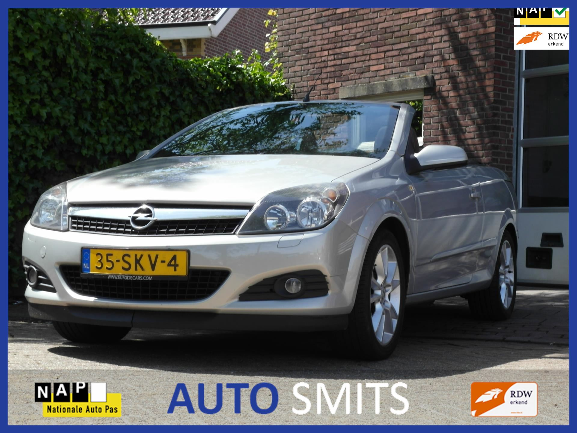 Opel Astra TwinTop occasion - Auto Smits