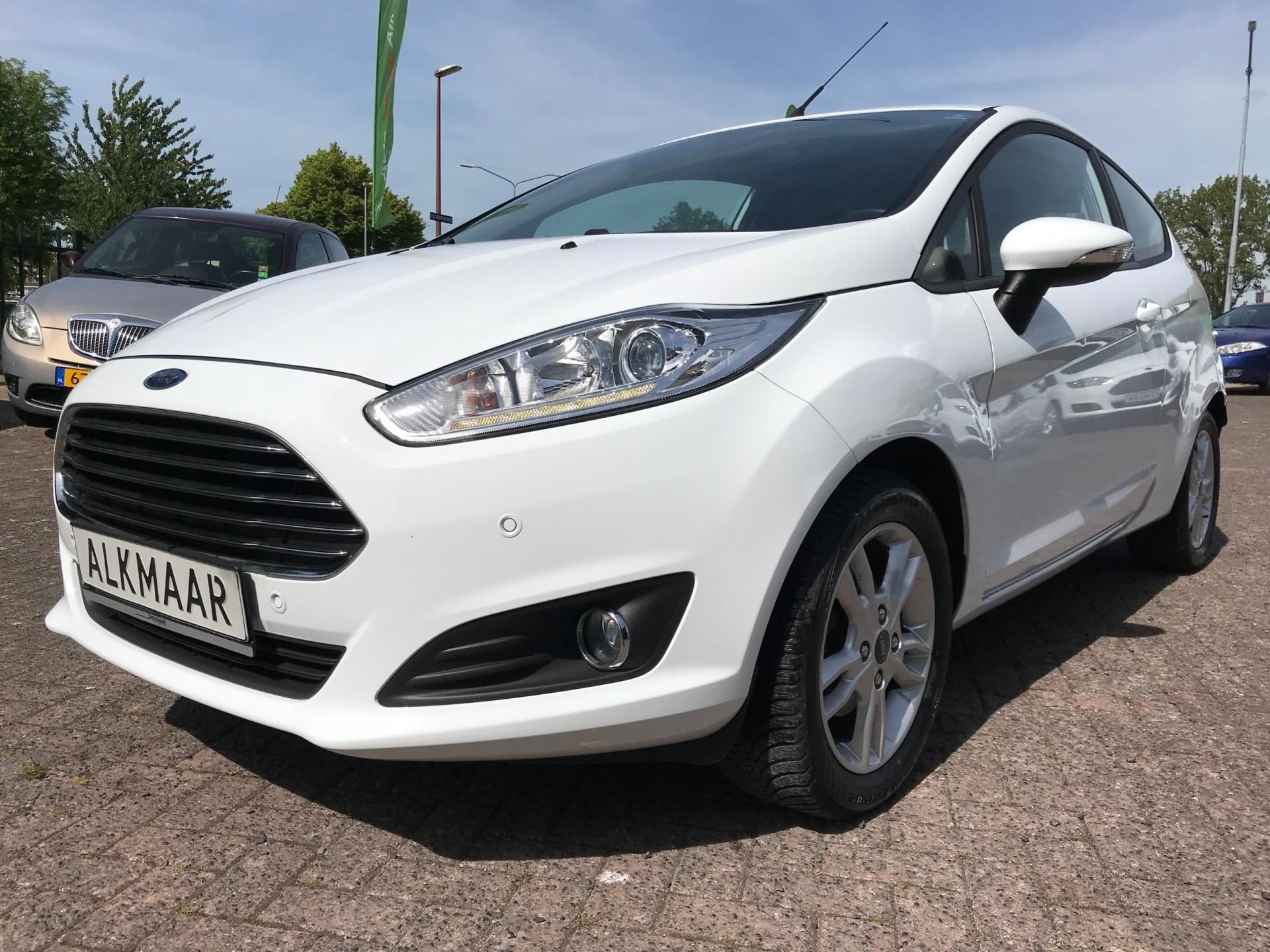 Ford Fiesta occasion - Autoverkoop Alkmaar