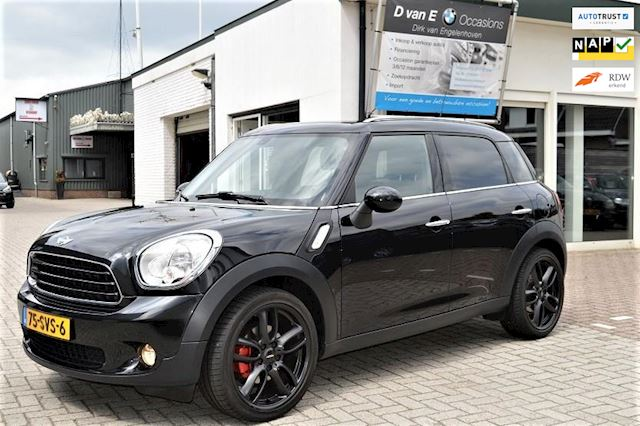 Mini Mini Countryman 1.6 One Pepper 19 inch velgen,stoelverwarming,clima