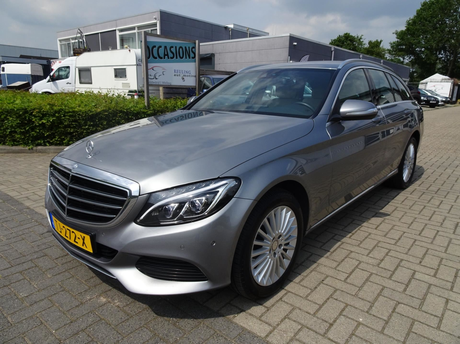 Mercedes-Benz C-klasse Estate occasion - Autobedrijf J. Welling