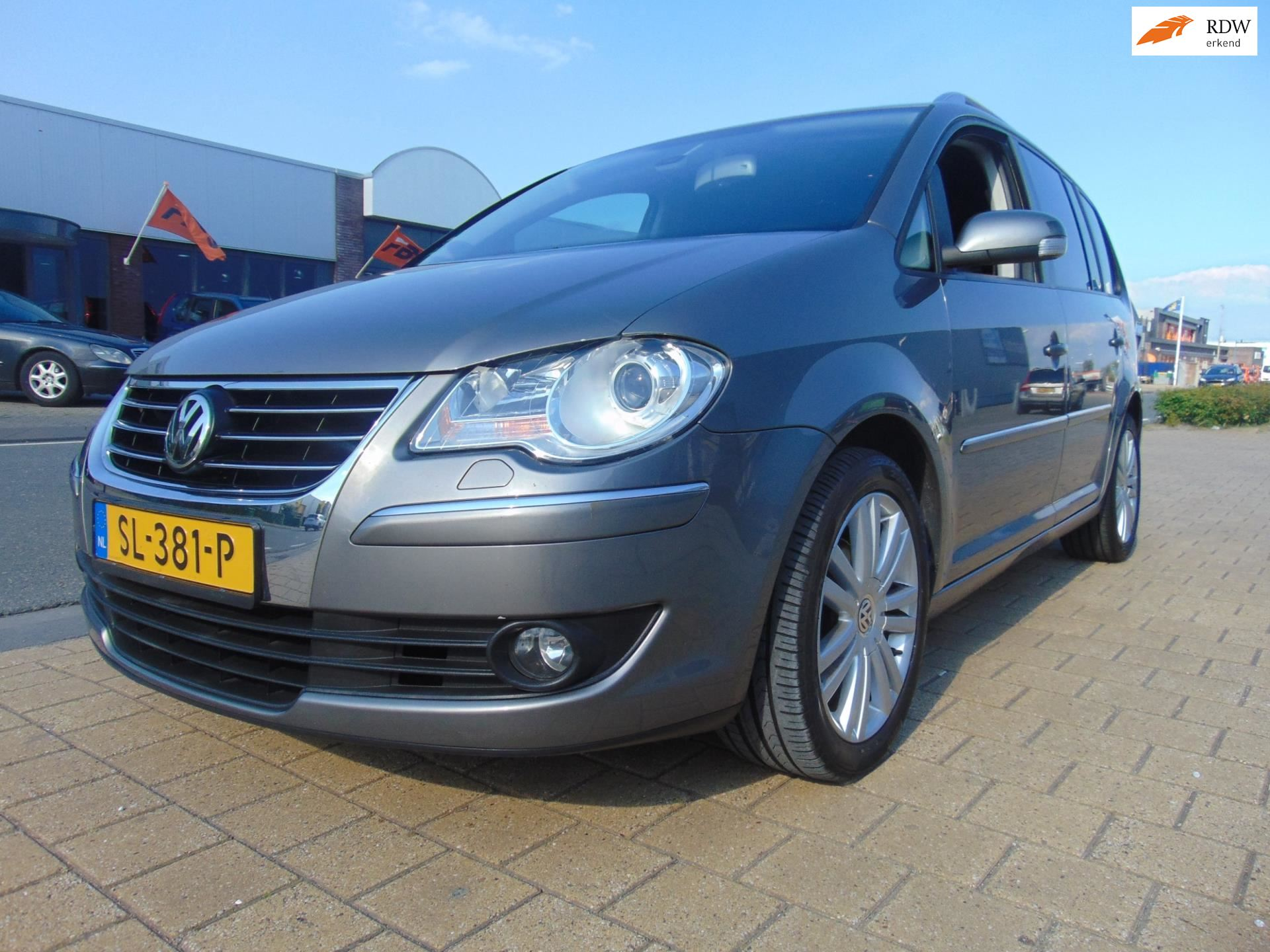 Volkswagen Touran occasion - FB2 Cars