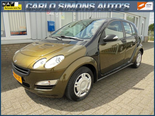 Smart Forfour 1.3 pulse 134000 km
