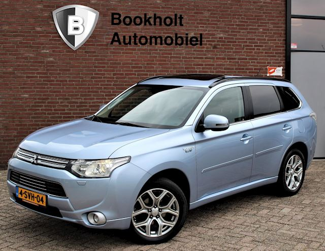 Mitsubishi Outlander occasion - Bookholt Automobiel