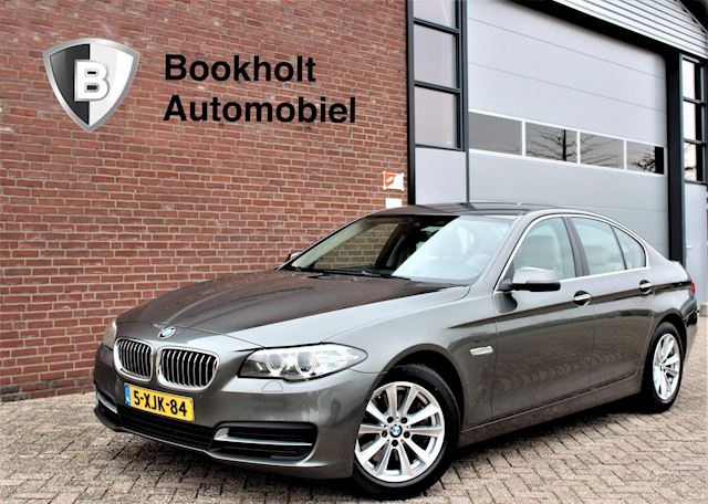 BMW 5-serie 535i HUD 360-camera Sportleder xDrive