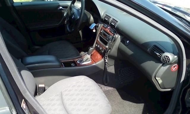 Mercedes-Benz C-klasse Combi 200 CDI Elegance Een zeer nette goed onderhouden auto
