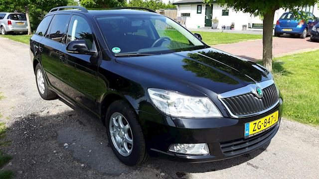 Skoda Octavia Combi 1.8 TSI Ambition Business Line Trekhaak