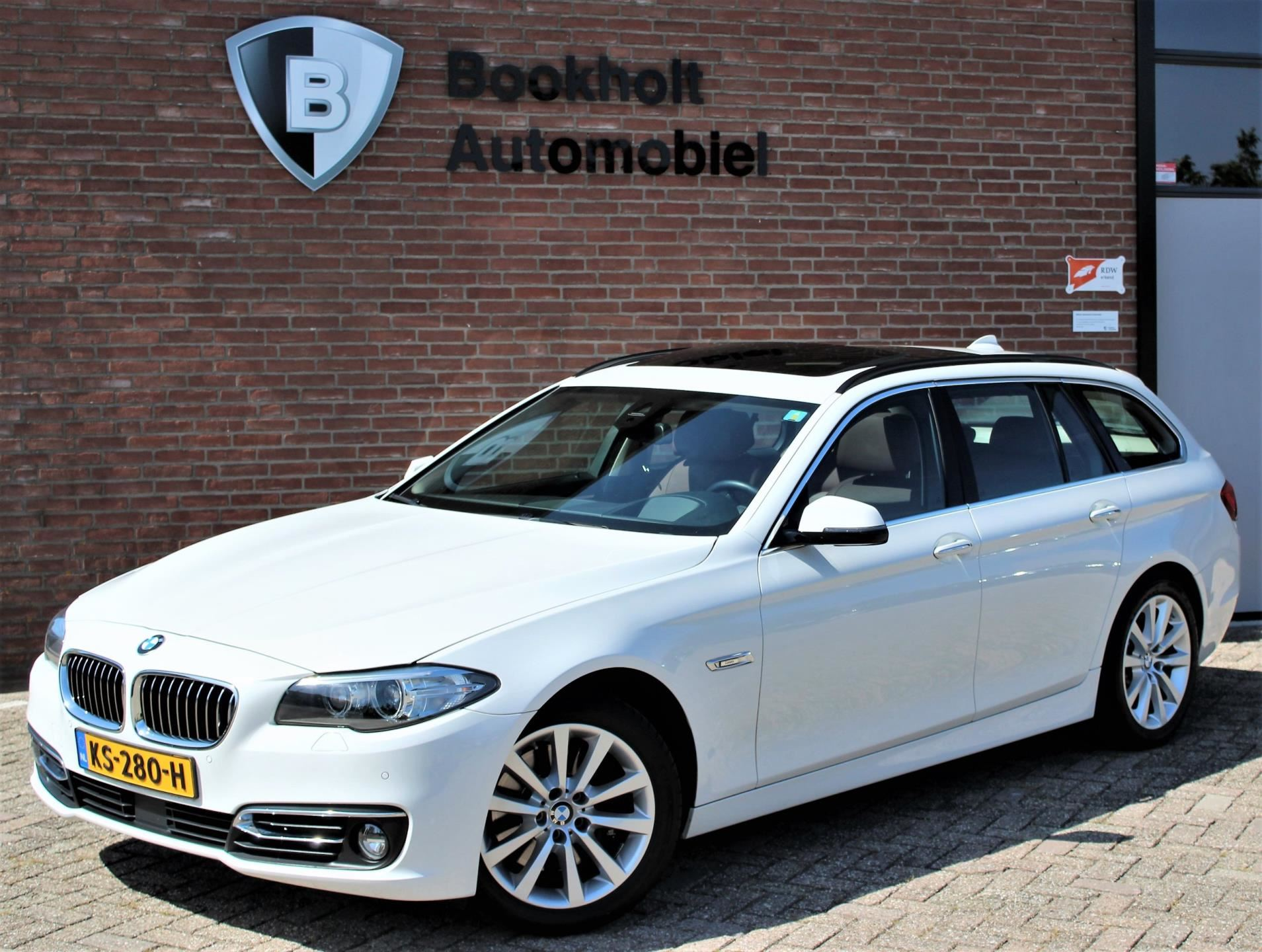 BMW 5-serie Touring occasion - Bookholt Automobiel