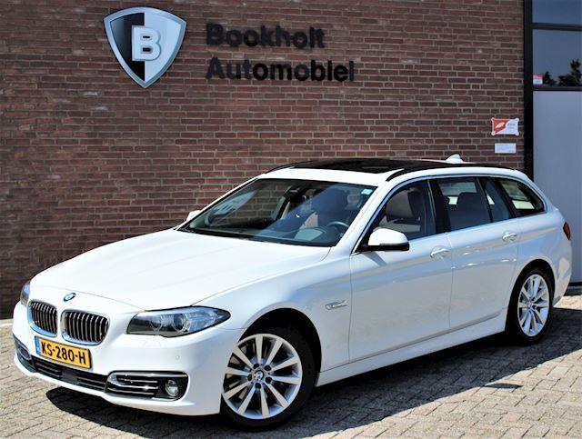 BMW 5-serie Touring 530xd High Executive FULL! 105K nieuw, BMW garantie Premium Selection