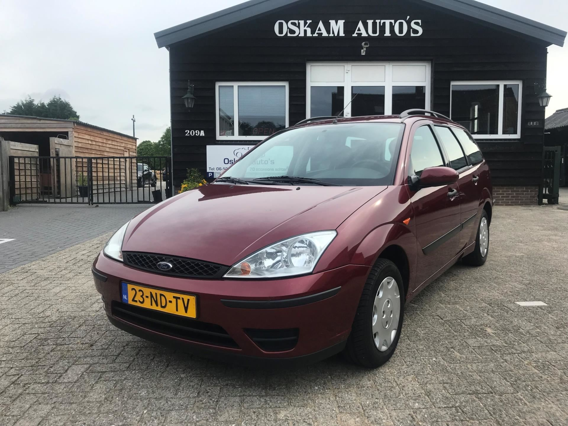 Ford Focus Wagon occasion - Oskam Auto's