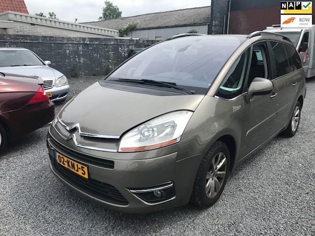 Citroen Grand C4 Picasso 1.6 THP Business EB6V 7p. Automaatbak defect