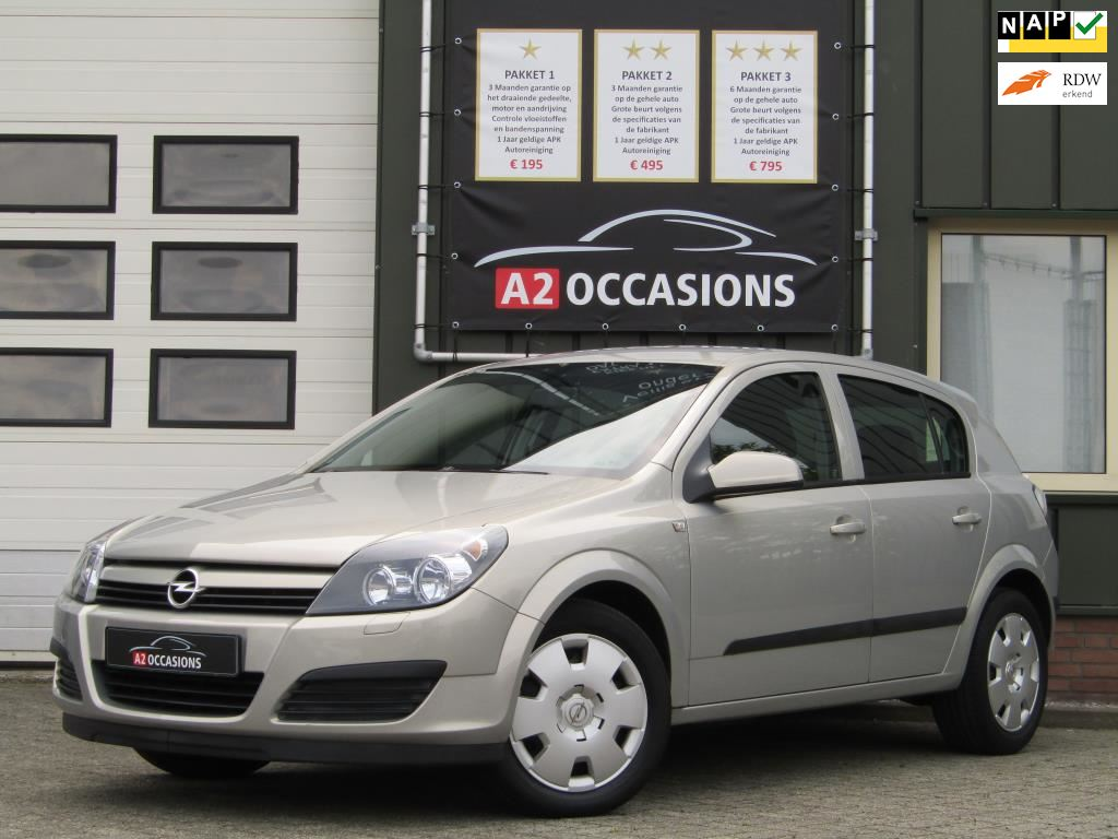 Opel Astra occasion - A2 Occasions