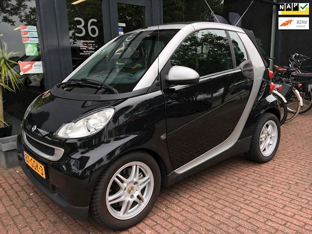 Smart Fortwo cabrio 1.0 Passion Automaat/Airco/Nieuwstaat
