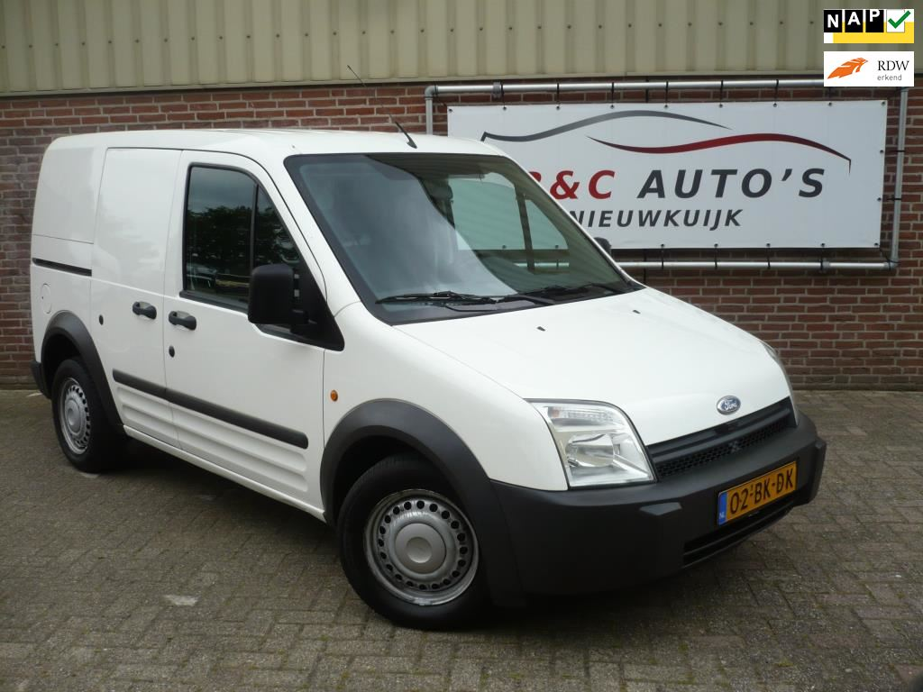Ford Transit Connect occasion - B&C Auto's