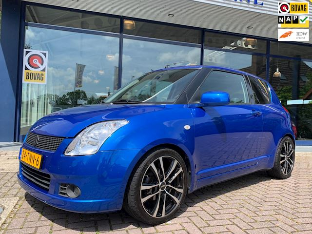 Suzuki Swift 1.3 Exclusive Navi Airco Elek.Pakket LmVelgen Nette staat!